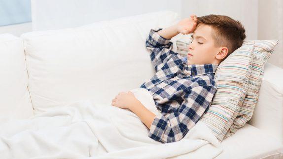 Постковидный синдром у детей редко длится больше 12 недель