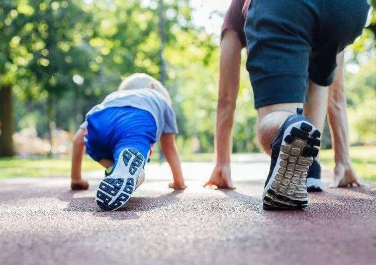 Спорт в детстве укрепляет психику