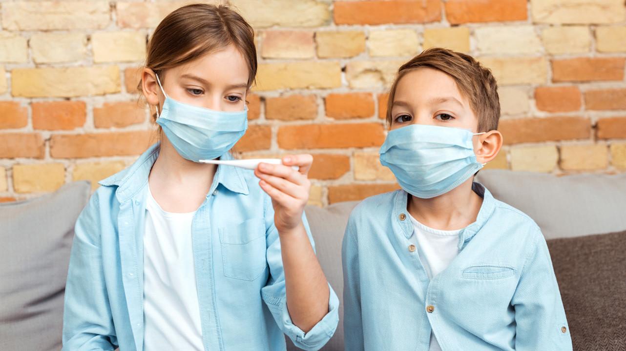 У детей с легким и бессимптомным COVID-19 могут не вырабатываться антитела